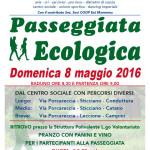 Locandina passeggiata acologica 2016