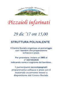 pizzaioli infarinati